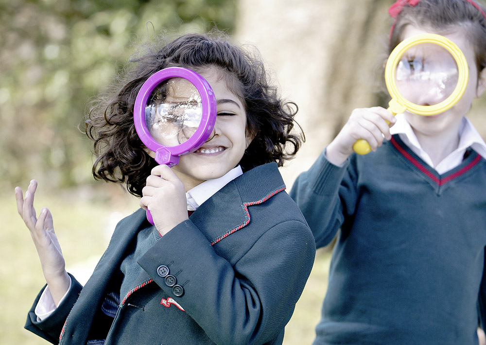 Happy Nurtured Students - Moorland Private School