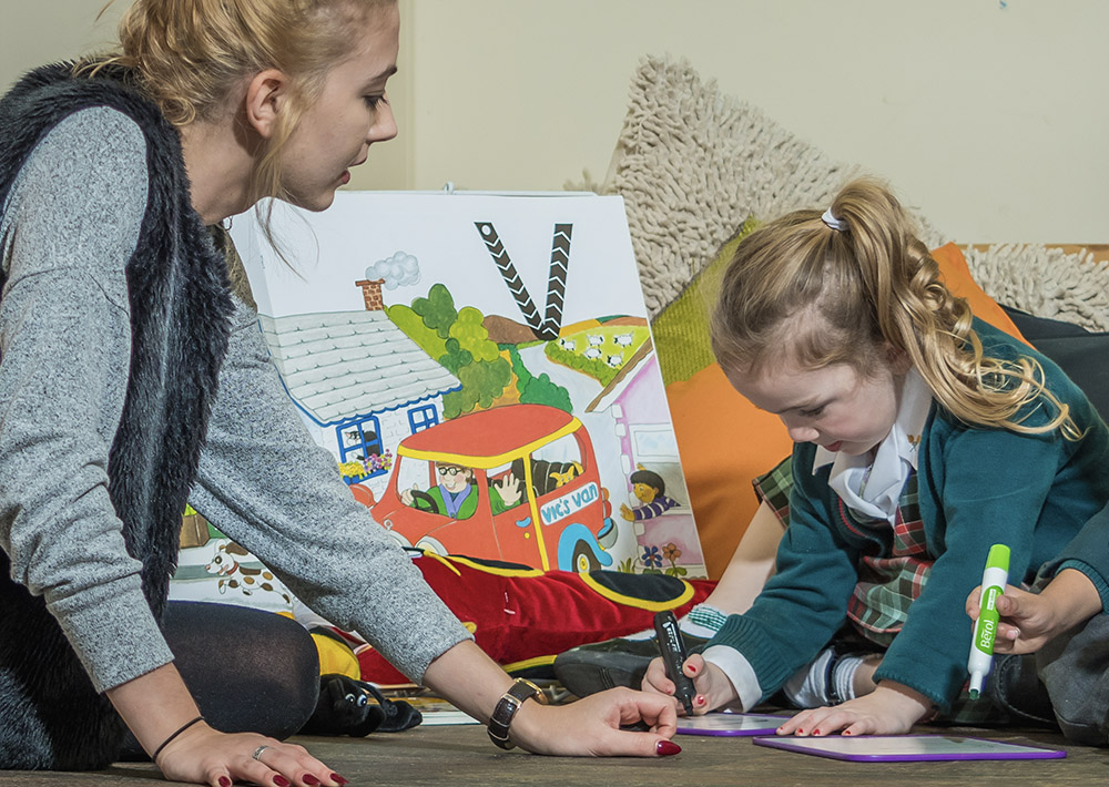 Living and Learning at Moorland School - Moorland Private School