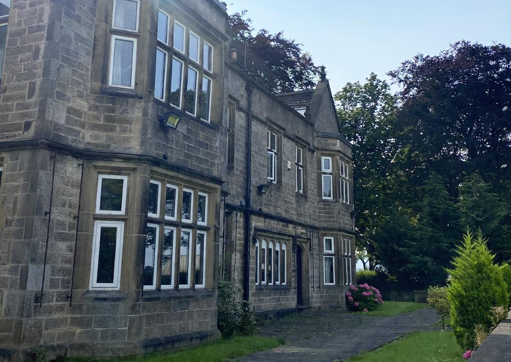 Rear of Moorland School - Moorland Private School