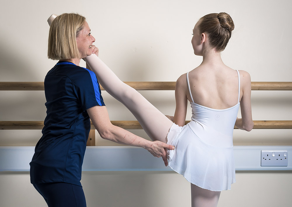 Ballet on Campus - Moorland Private School
