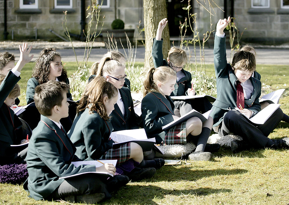 Education on Campus - Moorland Private School