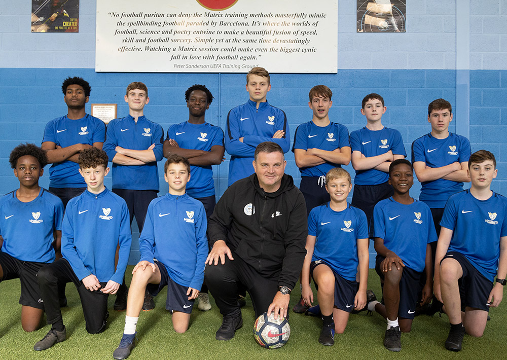 Football on Campus - Moorland Private School